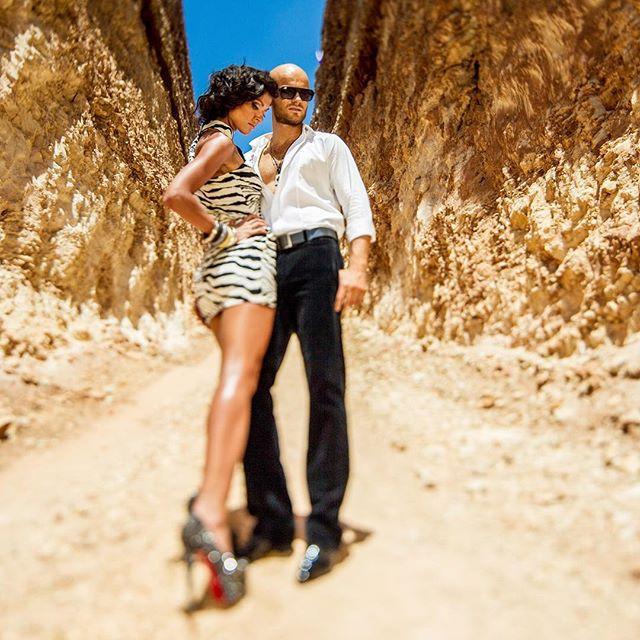 Влад Яма поделился горячим фото с женой: