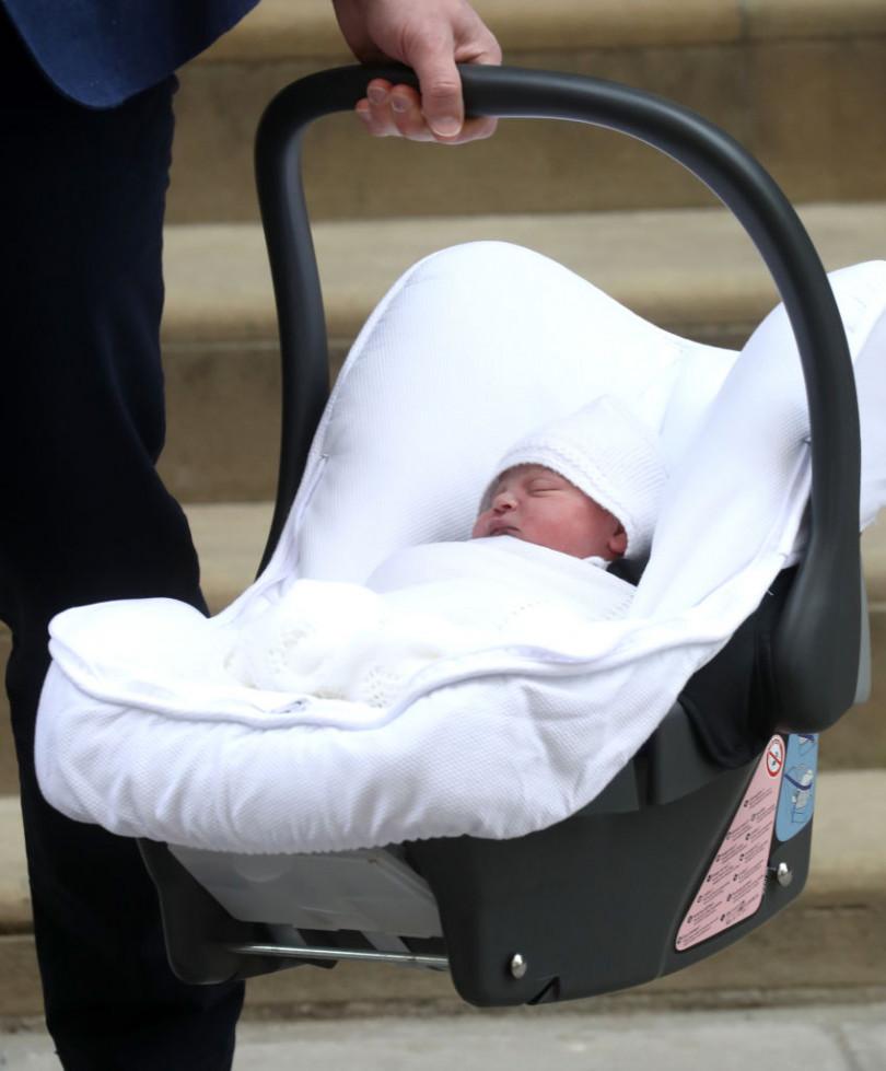 Имя 3-го ребёнка Кейт Миддлтон ипринца Уильяма связали сГарри Поттером