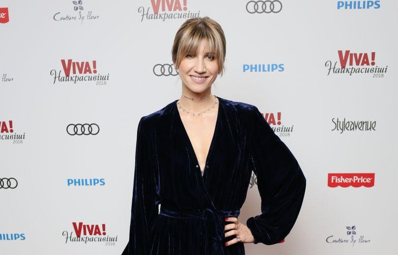 Анита Луценко появилась на Viva! Самые красивые-2018