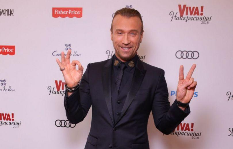 Олег Винник - самый красивый по версии читателей Viva!
