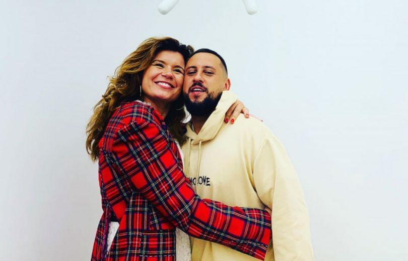 Monatik с женой