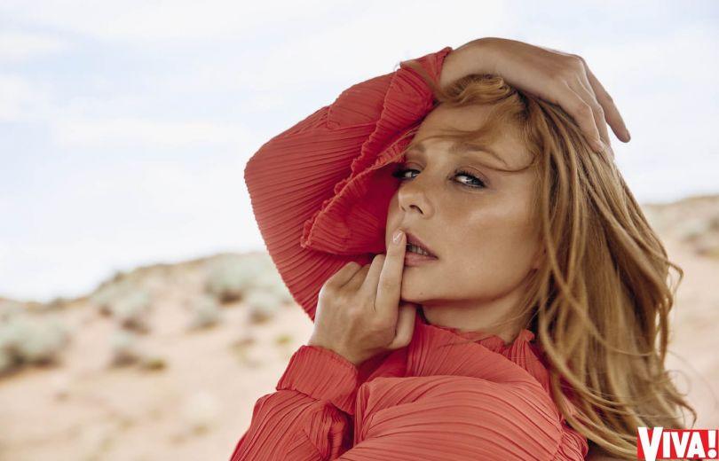 Тина Кароль в фотосессии для журнала Viva!