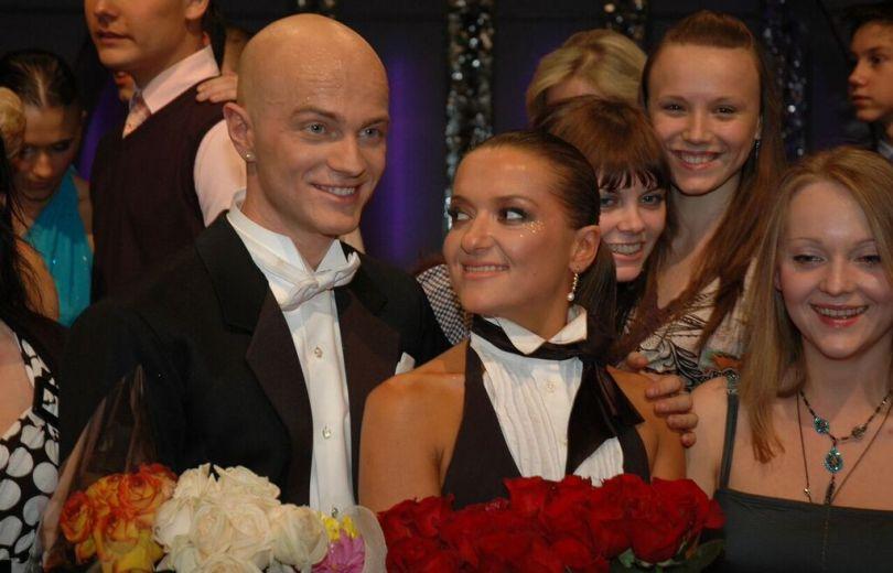 Влад Яма и Наталья Могилевская