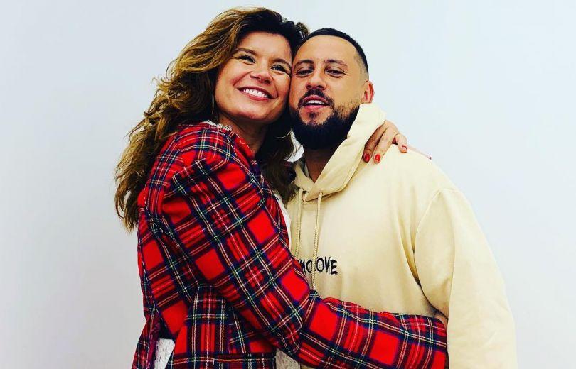 Monatik и его жена