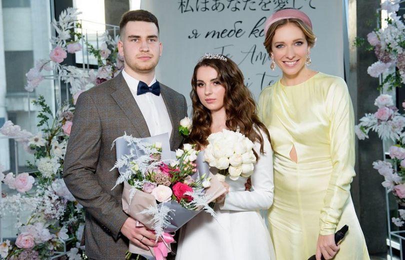 Дочь Кузьмы Скрябина вышла замуж