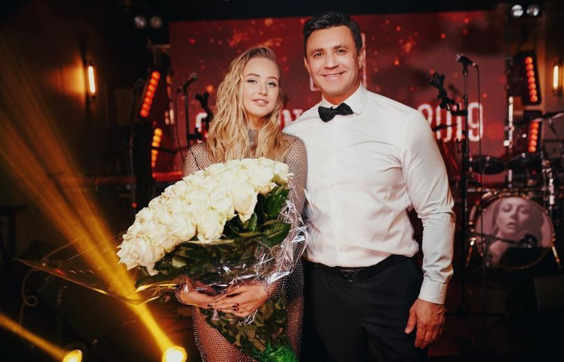 Николай Тищенко и Алла Барановская