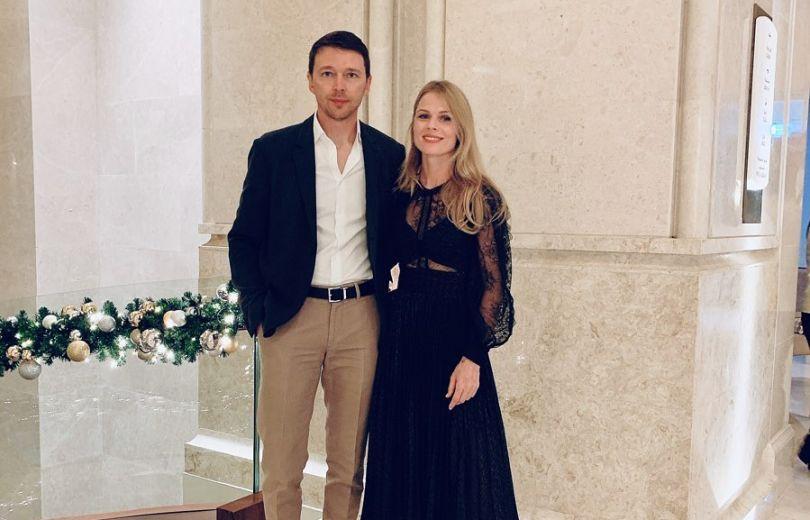 Ольга Фреймут показала младшую дочь от нового мужа Владимира Локотко