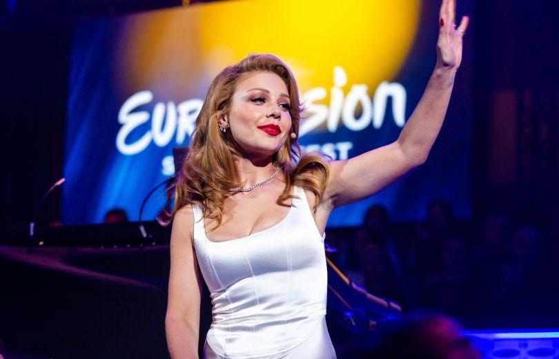 Евровидение 2020: Тина Кароль продемонстрировала точеную ...