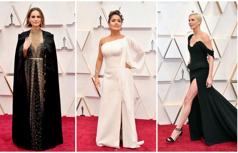 Оскар 2020: лучшие платья