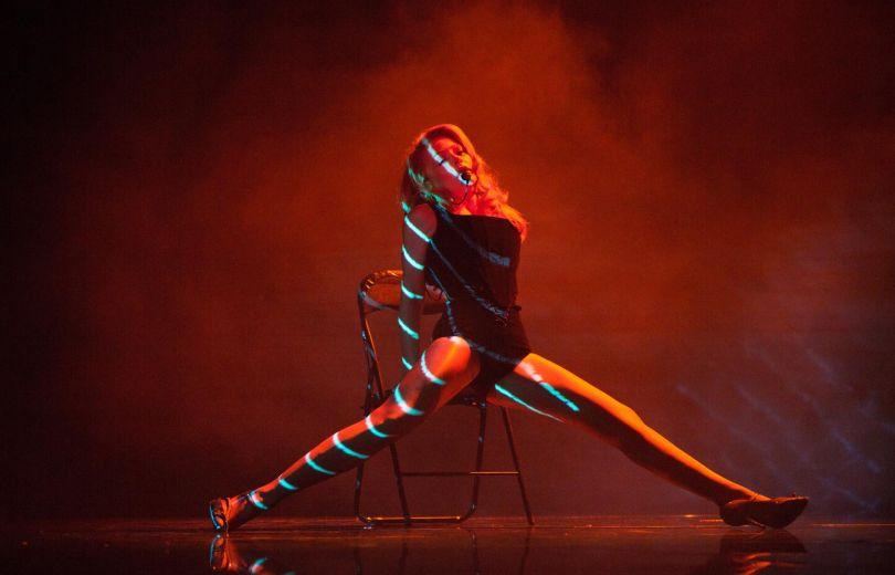 Тина Кароль выступила с сексуальным номером в финале Нацотбора на Евровидение 2020