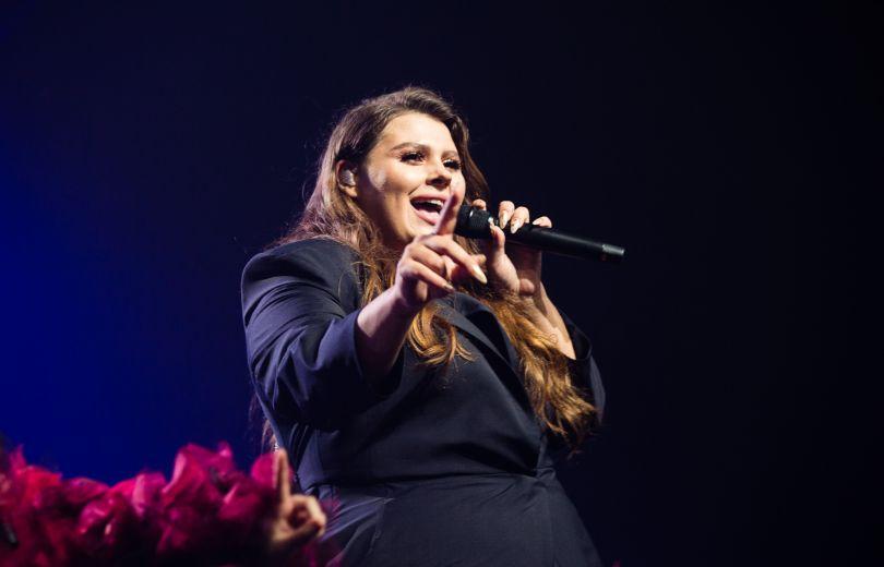 Kazka зіграла потужний концерт у Палаці спорту