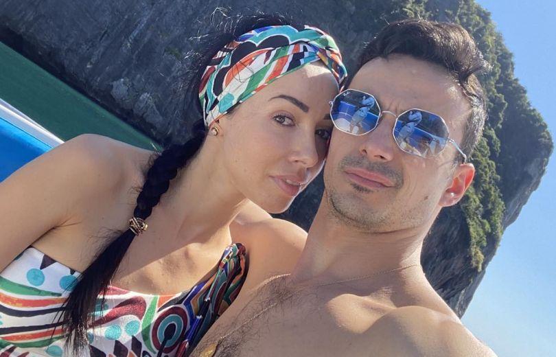 Екатерина Кухар и Александр Стоянов из-за коронавируса срочно прервали отпуск