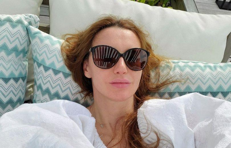 Оксана Марченко высказалась о коронавирусе