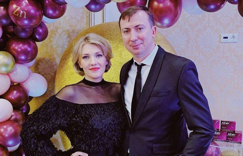 Квартал 95: Валерий Жидков и его жена