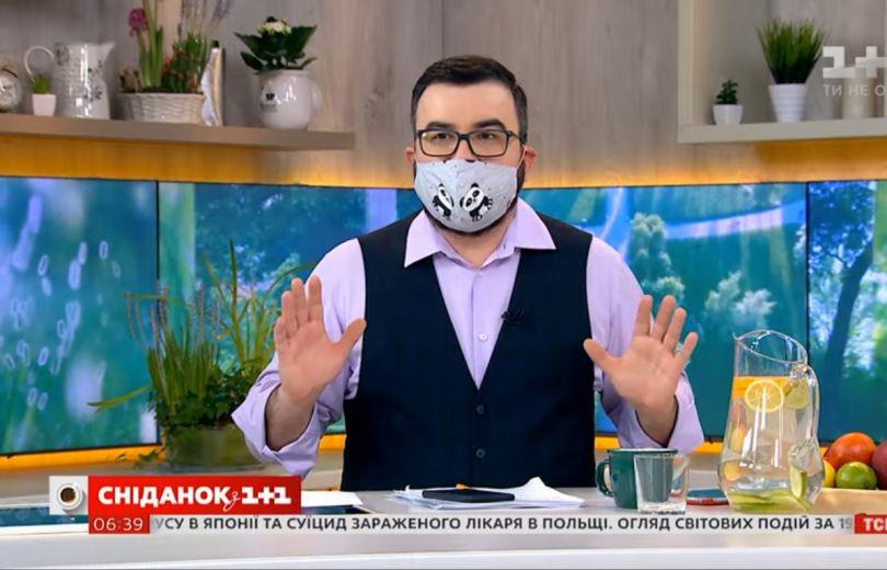 Смешные маски от Covid-19