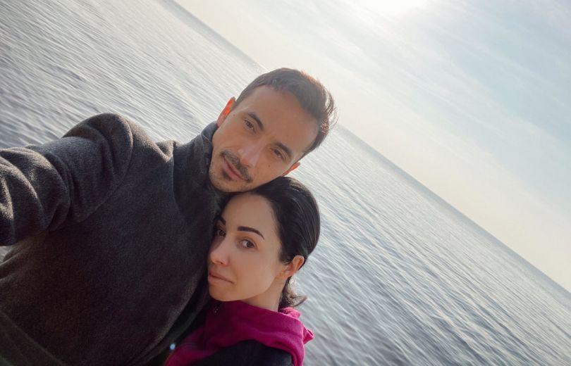 Екатерина Кухар муж и Александр Стоянов на карантине