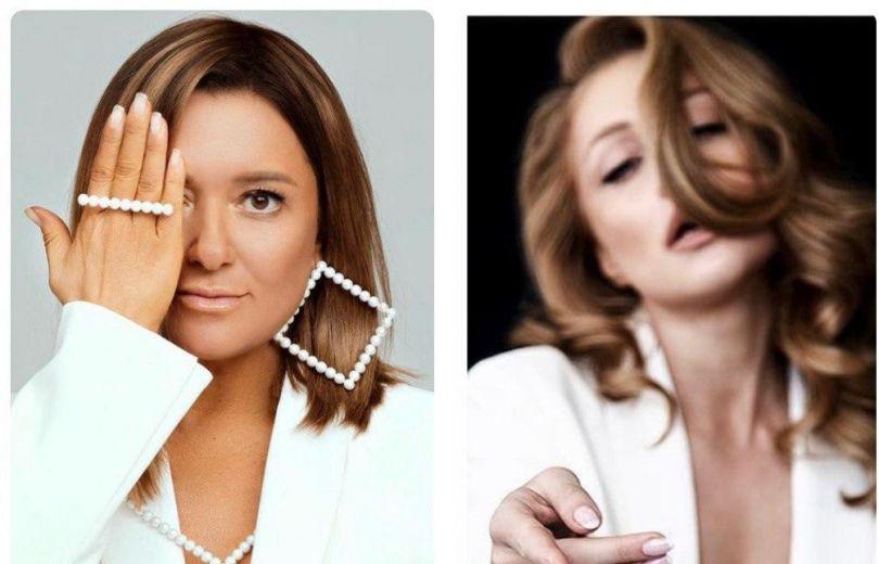 Наталья Могилевская и Тина Кароль примерили одинаковые костюмы
