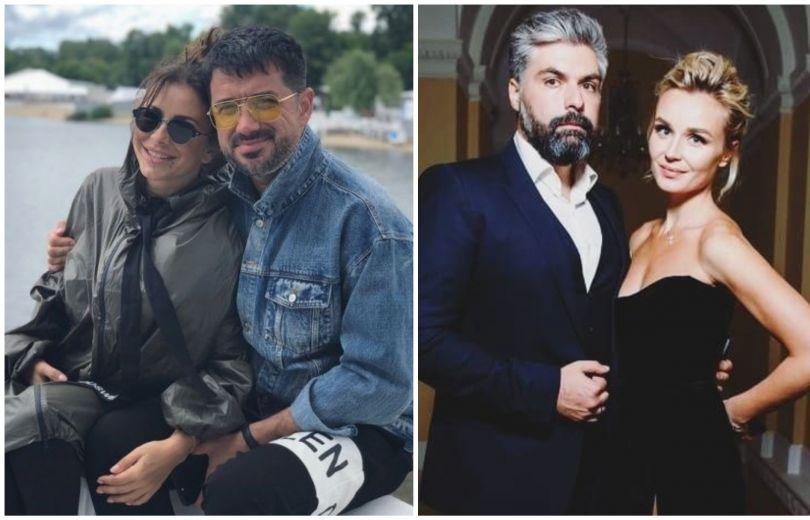 Ани Лорак с мужем, Полина Гагарина