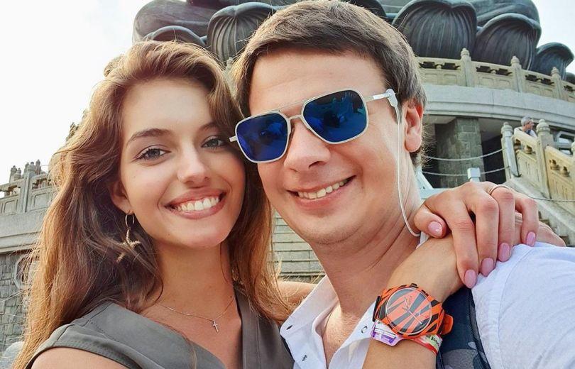 Саша Кучеренко и Дмитрий Комаров