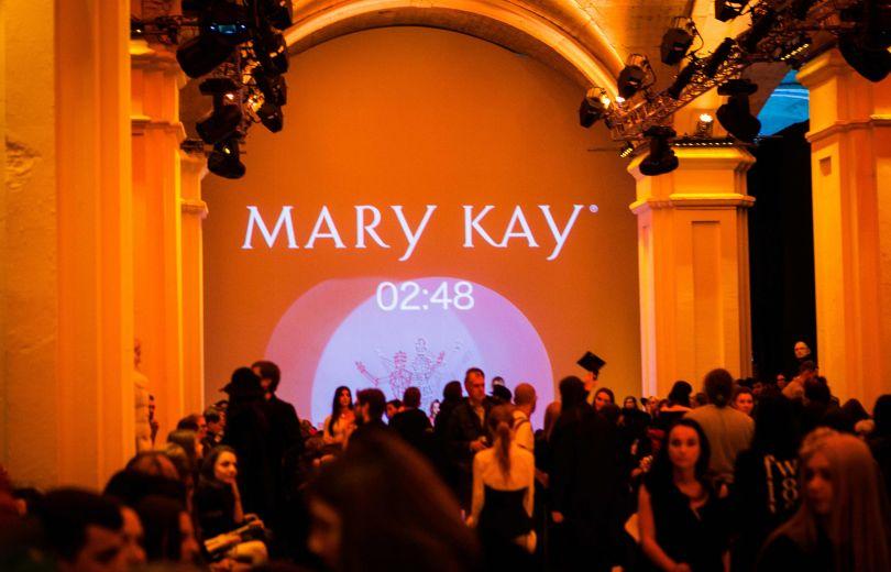 Mary Kay® впервые стал партнером Ukraininan Fashion Week