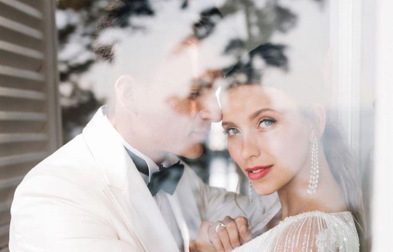 Регина Тодоренко и Влад Топалов: свадьба