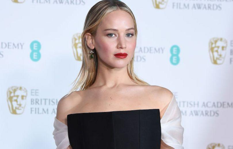 Дженнифер Лоуренс на BAFTA-2018