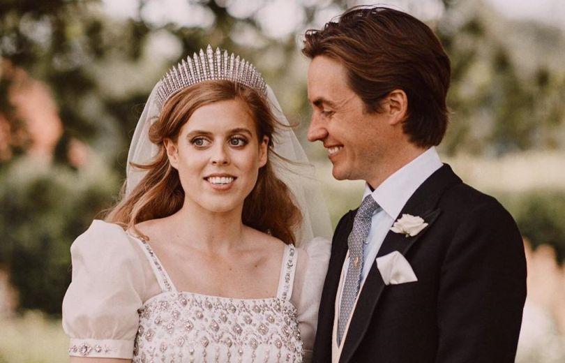 Принцесса Беатрис вышла замуж: фото