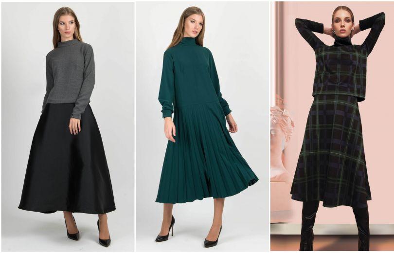 Модные платья на осень и зиму 2020 2021