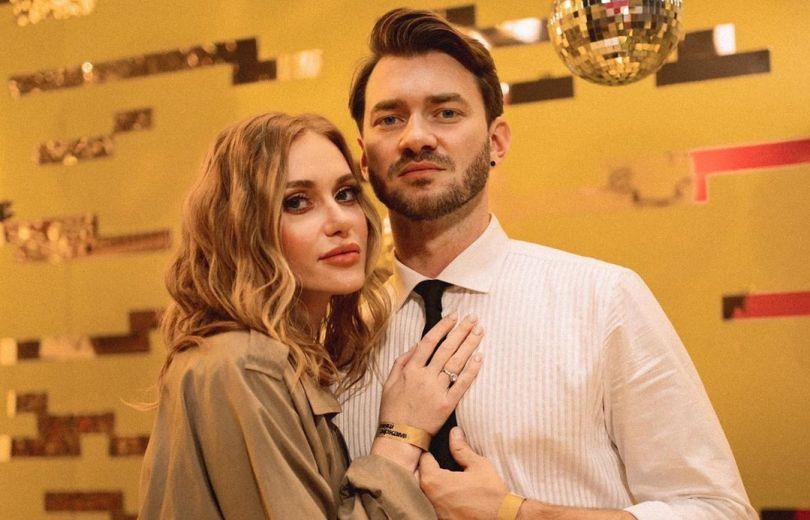 Слава Каминская и Дмитрий Дикусар