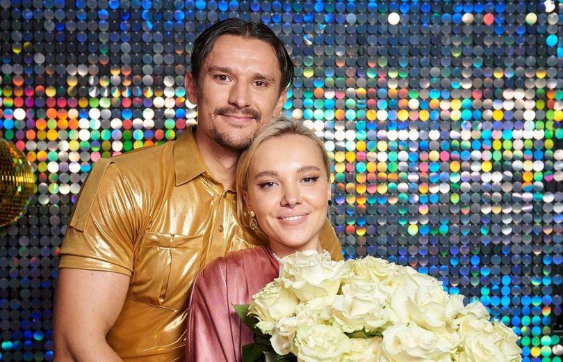 Тарас Цымбалюк и Тина