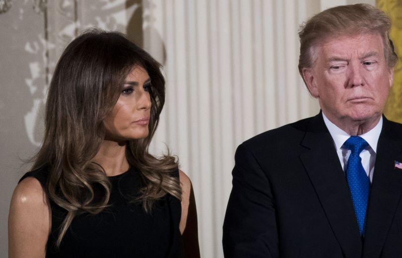 Дональд и Мелания Трамп разводятся - СМИ