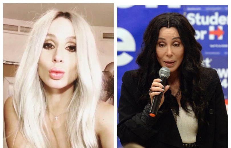Светлана Лобода сравнила себя с певицей Шер: похожи?