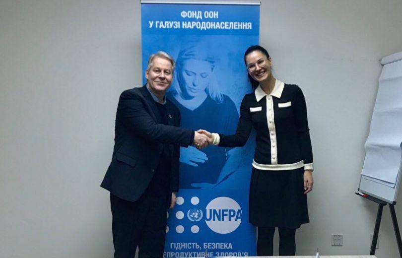 Маша Ефросинина стала партнером Фонда ООН в сфере народонаселения