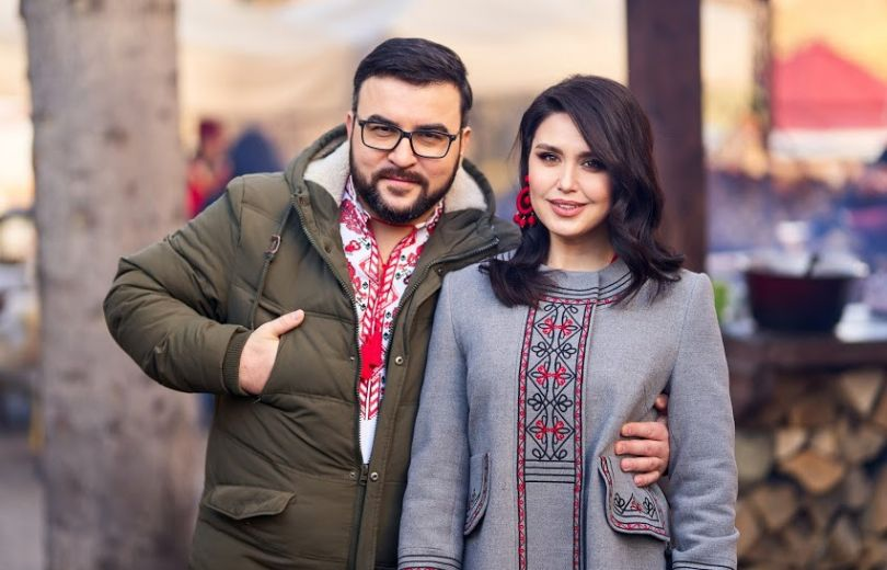 Руслан Сеничкин и Людмила Барбир