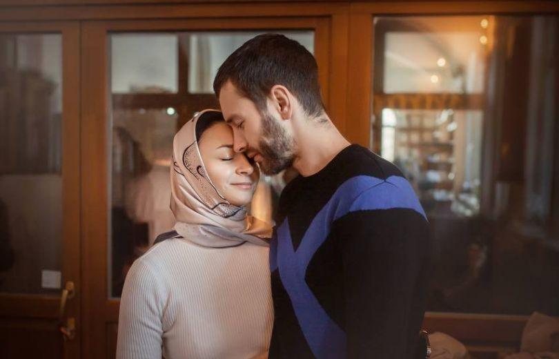 Илона Гвоздева и ее муж