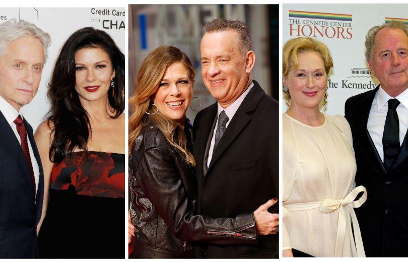 Берем пример: самые верные звезды Голливуда