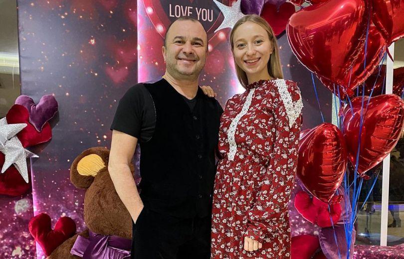 Виктор Павлик и его жена Екатерина Репяхова