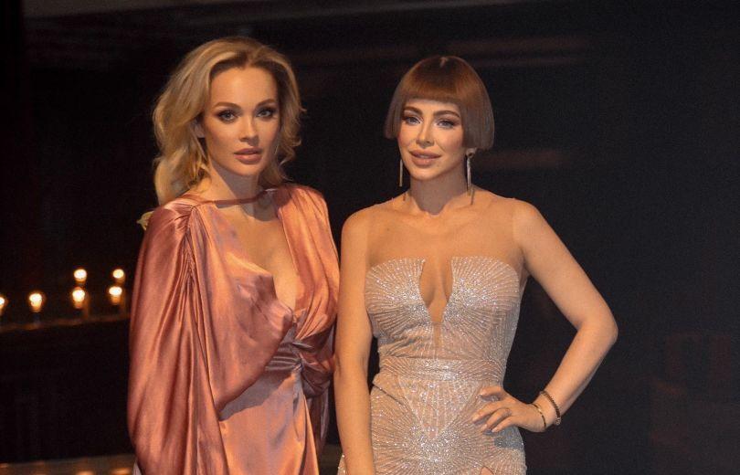 Ирина Кобзева и Ани Лорак
