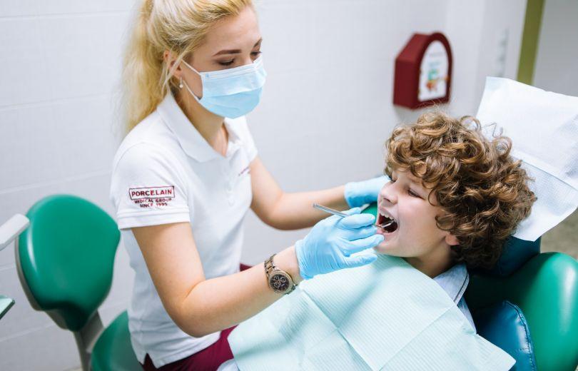 Детский стоматолог