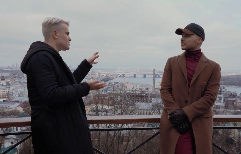 Герман Ненов и Влад Дарвин