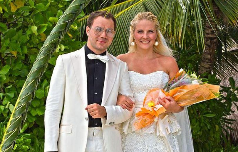 Андре Тан и его бывшая жена