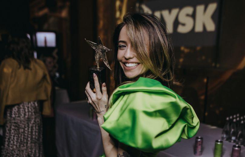 Надя Дорофеева на вечеринке Viva! Awards 2021