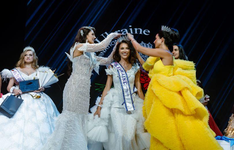 Mrs. Ukraine International 2021
