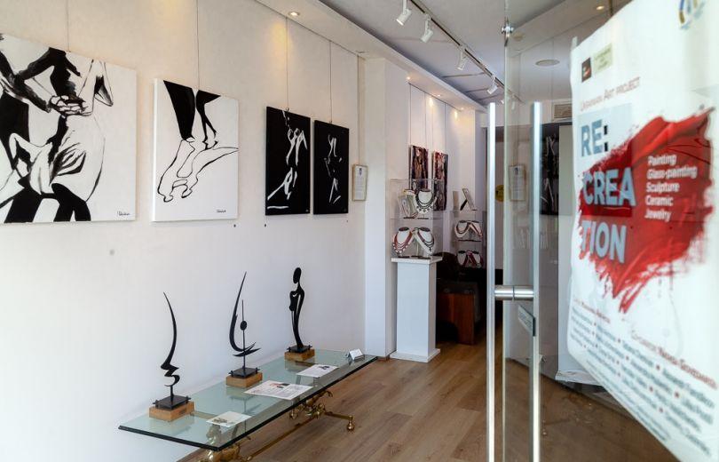 Выставка «Re: Creation» в Салониках