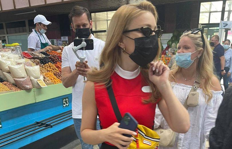 Тина Кароль в Казахстане