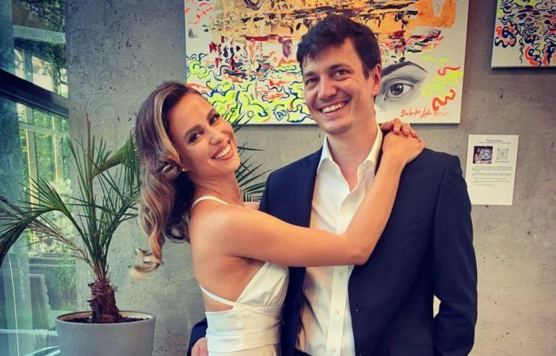 Виктория Маремуха вышла замуж
