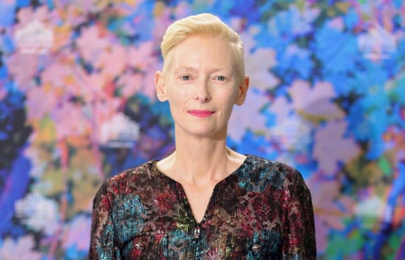 Тильда Суинтон