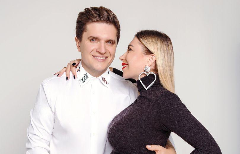 Анатолий Анатолич и его жена Юла