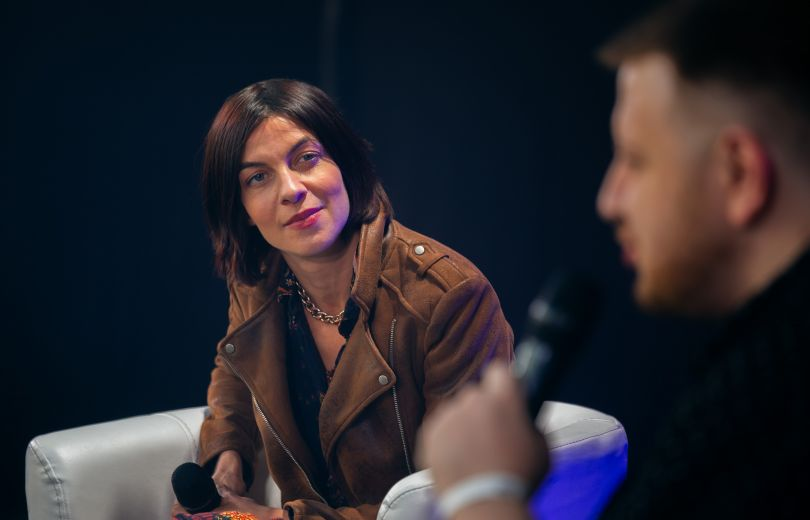 Наталія Тена на Comic Con Ukraine