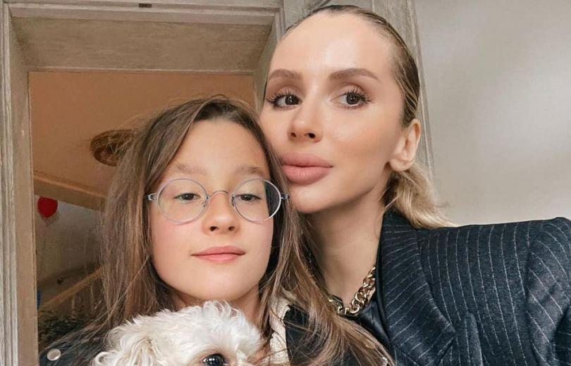 Светлана Лобода и ее старшая дочь